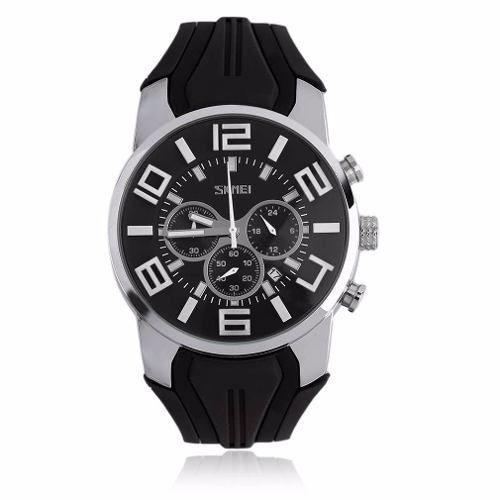 Relógio Skmei Masculino Prova D'água Mod. 9128 Lançamento