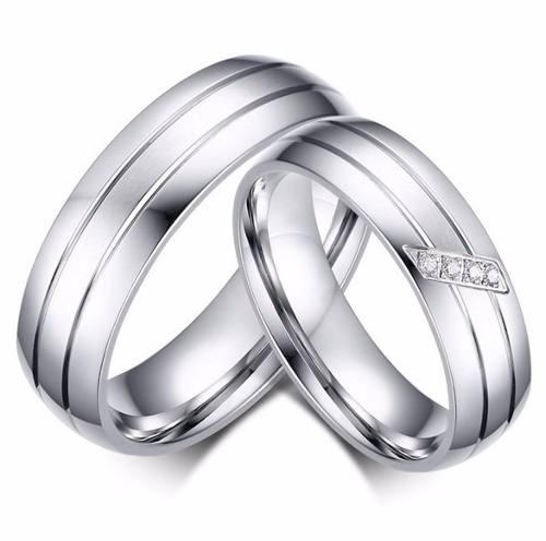Par Aliança Namoro Banhadas Em Prata Compromisso