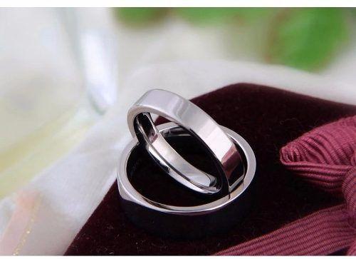 1 Aliança Banhada Em Prata Compromisso Namoro