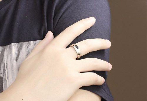 Par Aliança Banhadas Em Prata Compromisso Namoro