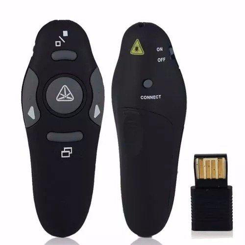 Passador De Slides / Slider/ Apresentador De Powerpoint -$
