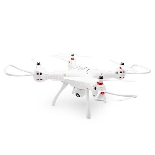 Drone Syma X8pro Com Câmera Fpv Wifi + Gps Retorno