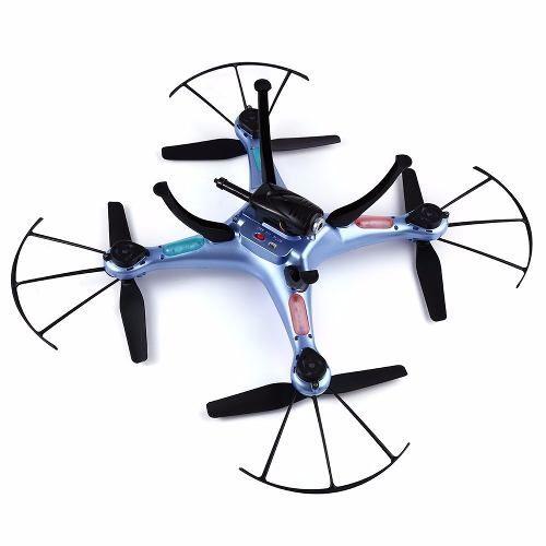 Drone Syma X5hw Camera Ao Vivo Wifi Fpv - X5hw X6sw Azul X8w
