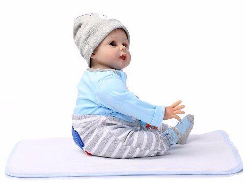 Bebê Reborn Menino Realista Edição Limitada - Pronta Entrega