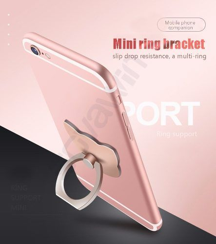 Suporte Celular Tablet Anel Gato Anti Roubo Vex Ring Iring