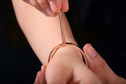 Pulseira Bracelete Cartier Love