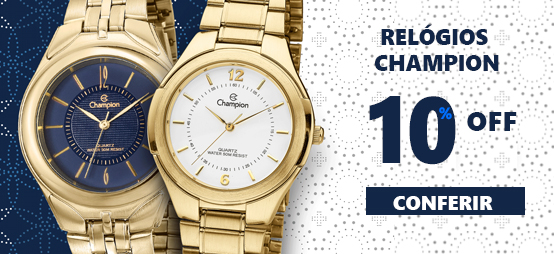 Relógios Champion em Promoção