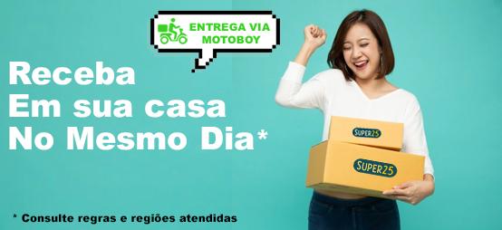 Entregas Via Motoboy Receba no Mesmo Dia
