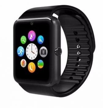 Relógio Bluetooth Smartwatch Gear Chip Gt08 Iphone E Android