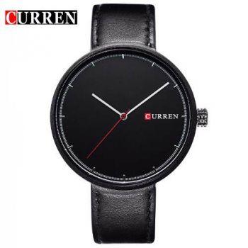 Relógio Masculino Curren Original 8223 Oriente Preto Barato