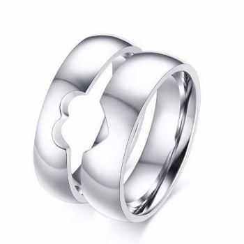 Par Aliança Namoro Compromisso - Promoção Dia Dos Namorados