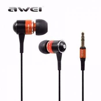 Fone De Ouvido Auricular Awei - Anti Ruído Super Bass
