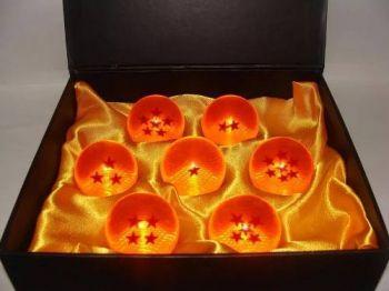 7 Esferas Do Dragão Dragon Ball Z Caixa Goku Pronta Entrega