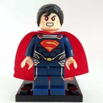 Bloco De Montar Lego Superman Super-homem Dc Universe