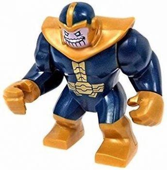 Boneco Bloco de Montar Compatível Lego Thanos Jóias Do Infinito Guerra Infinita Big