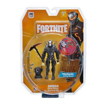1 Figura Articulada Fortnite Solo Mode  Omega