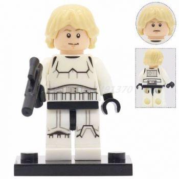 Boneco Lego Star Wars Luke Skywalker Soldado Clone #27