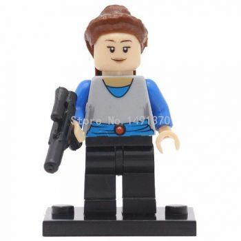 Boneco Lego Star Wars Padme Amidala Rainha #28