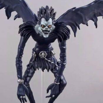 Death Note Boneco Estatua Ryuk Action Figure