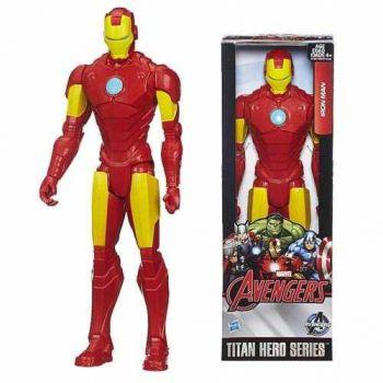 Boneco Homem De Ferro Marvel 30cm Vingadores Guerra Infinita
