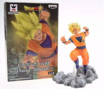 Action Figure Dbs Dragon Ball Super Sayajin Goku Banpresto
