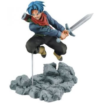 Action Figure Dbs Dragon Ball Super Trunks Banpresto