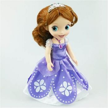 Boneca Princesa Sofia Disney Original Pronta Entrega