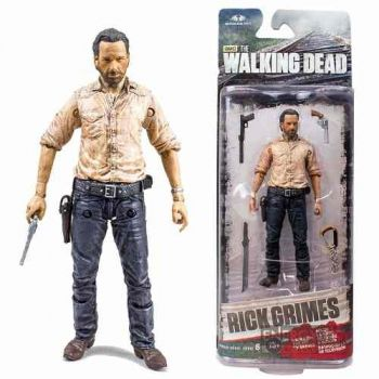The Walking Dead Tv Série 6 : Rick Grimes - Mcfarlane Toys