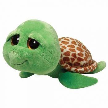 Beanie Boo's Coleção Pelúcia Boos Ty Zippy A Tartaruga Dtc