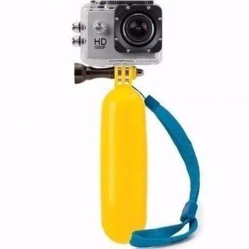 Bastão Boia Flutuante Câmera Gopro Bobber Floaty Mergulho