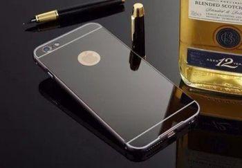 Bumper Alumínio Espelhada Luxo Iphone 6 /6s Tela 5.5