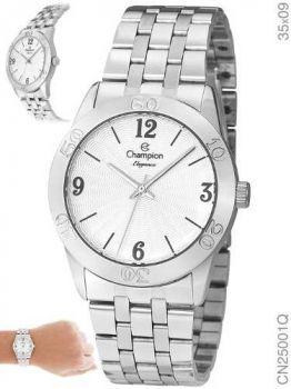 Relógio Champion Elegance Feminino Cn25001q + Nf