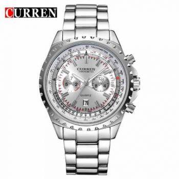 Relógio Curren Casual Masculino Original - Modelo 8053