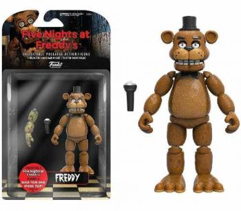 Boneco Five Nights At Freddy's Freddy Original Funko Action
