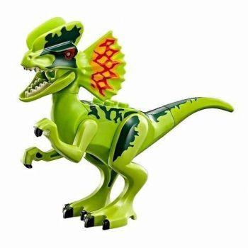 Lego Dinossauros Jurassic World Dilofossauro