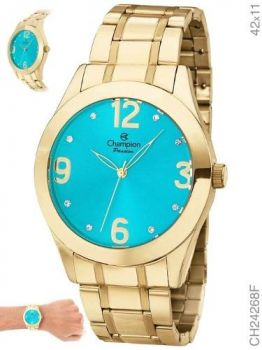 Relógio Champion Feminino Original Ch24268f