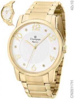 Relógio Champion Elegance Feminino Cn26117h Original C/ Nota