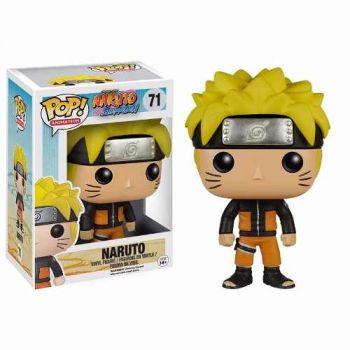 Naruto Shippuden Boneco Naruto Pop Vinil Da Funko 10cms