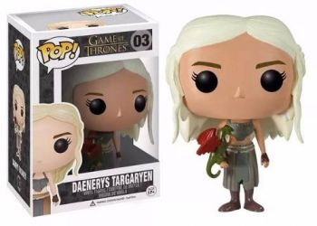 Funko Pop Vinyl Daenerys Targaryen - Game Of Thrones