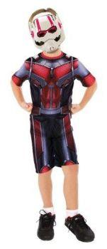 Fantasia Infantil Ant-man Homem-formiga Guerra Civil Curta