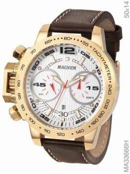 Relógio Magnum Military Masculino Ma33666h