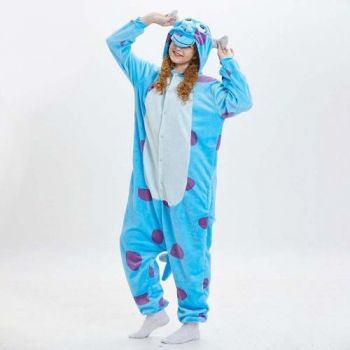 Pijama Monstros Sa Sully Sullivan Disney