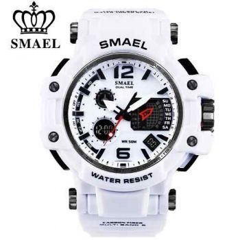 Relógio Masculino Militar G-shock Smael 1509 Prova D'água