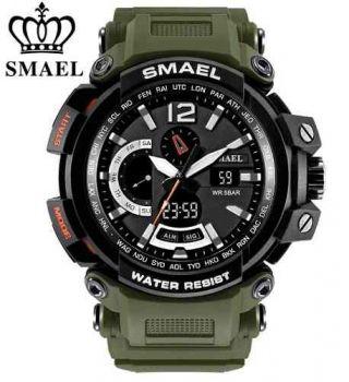 Relógio Masculino Gshóck Smael Militar Esportivo Ws1702