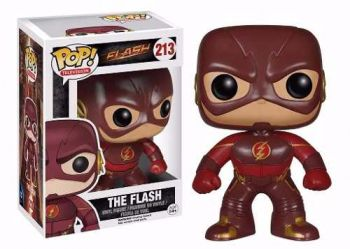 Funko Pop Série The Flash Boneco #213 *pronta Entrega