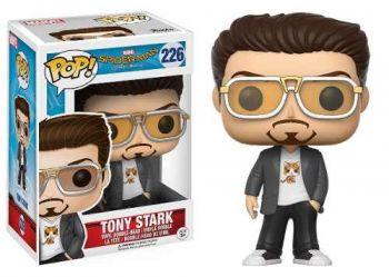 Funko Pop! Marvel: Spider-man Homecoming - Tony Stark #226
