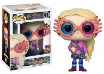 Funko Pop! Luna Lovegood With Glasses #41