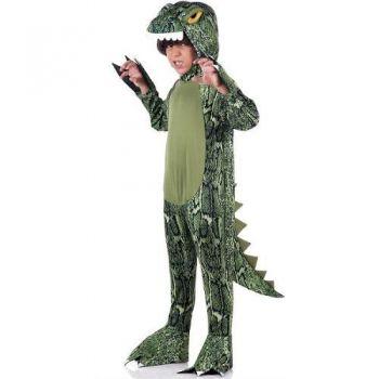 Fantasia De Dinossauro Rex Infantil Luxo