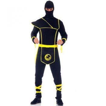 Fantasia De Ninja Adulto Masculino Mortal Kombat