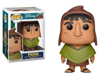 Funko Pop! A Nova Onda Do Imperador - Pacha 358 Disney